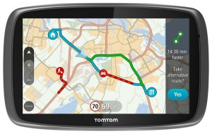 Überarbeitet: TomTom Update 15.500 für Serien START, GO und RIDER