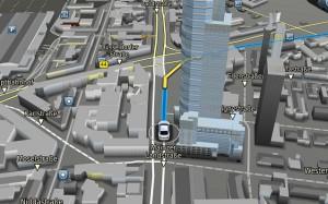 Bosch stellt neue Navi Software vor