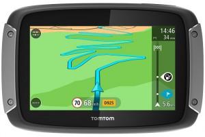 TomTom Rider 410 – Das Motorrad-Navi