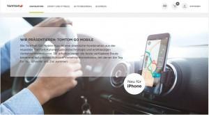 Neue TomTom-App für iPhone und Co.