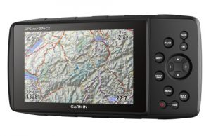 Garmin GPSmap 276cx: Mehr als Hightech im Retro-Look