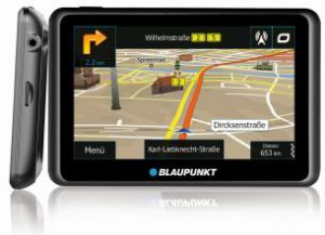 Die neue TravelPilot Serie von BLAUPUNKT