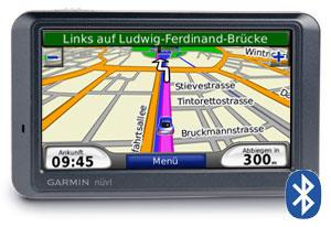 Garmin Nüvi 760 TFM Navigationssystem