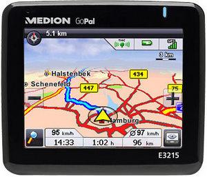 Medion Gopal E33215 günstigen zum Schnäppchenpreis. Foto: Medion