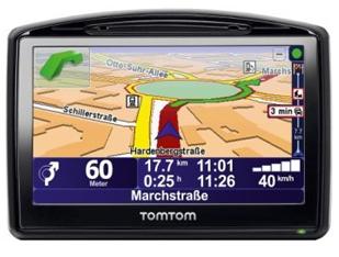 IQ-Routes: Die intelligente Routenplanung im TomTom Go 930t soll noch schnell zum Ziel führen. Foto: TomTom