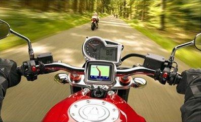 TomTom Rider II für Motorrad: Ein hochwertiges Navigationssystem für Biker. Foto: TomTom