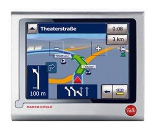 Navigationssystem Falk 2nd Edition M-Serie (Foto: Falk)