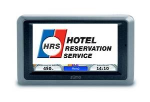 Hotelsuche ganz einfach: Garmin kooperiert mit HRS
