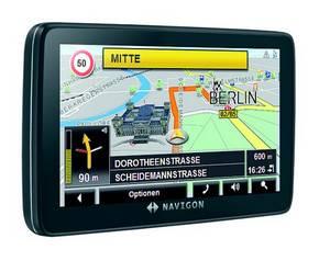 Navigationssystem Navigon 7210 (Foto: Navigon)