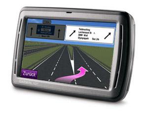 Garmin Nüvi 865tpro: Navigationssystem der Spitzenklasse. Foto: Garmin.