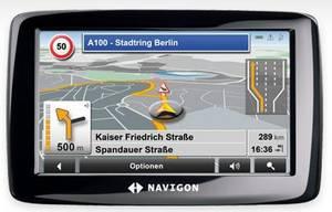 Navigationssystem Navigon 2150 max (Foto: Navigon)