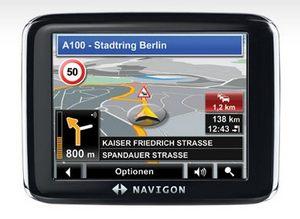 Navigationssystem Navigon 2200 (Foto: Navigon)