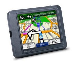 Navigationssystem Garmin Nüvi 205(T) (Foto: Garmin)