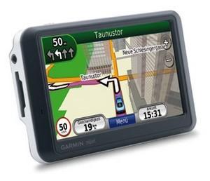 Navigationssystem Garmin Nüvi 755TFM (Foto: Garmin)