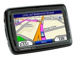 Navigationssystem Garmin Nüvi 860TFM (Foto: Garmin)