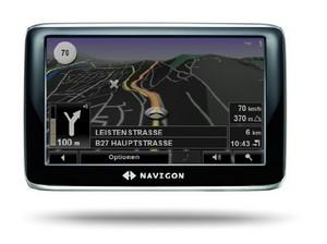 Navigationssystem Navigon Farbsehschwäche (Foto: Navigon)