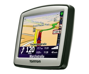 Navigationssystem TomTom One Classic Europe. Foto: TomTom