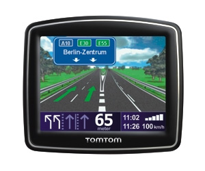 TomTom One IQ Routes Edition Europe Traffic