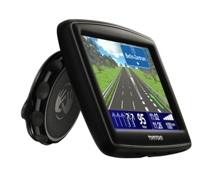 Navigationssystem TomTom XL IQ Routes Edition. Foto: TomTom