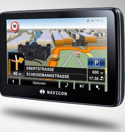 NAVIGON 7310 Navigationssystem (Foto: Navigon)