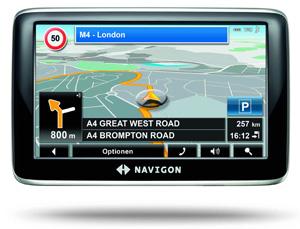 Clever Parking: Navigon will damit die Parkplatz-Probleme lösen.