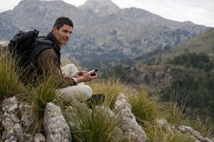 Garmin-Navigationsgeräte sind der Star bei Outdoor-Abenteuern. Foto: Garmin