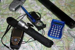 Geocaching: Ein spannendes Hobby ist Geo Caching. Dabei werden kleine Schätze per GPS gesucht. Foto: Nature Cats - Fotolia.com