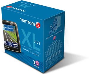 TomTom XL Live: ein sehr gutes Navi für Vielfahrer, geeignet als Navi für Europa. Foto: TomTom.