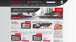 Becker Navigationssysteme – NaviGoGo-Porträt