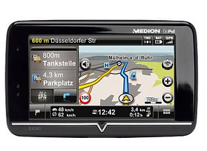 Medion GoPal E4240 Navigationssystem bei Aldi (Foto: Medion)
