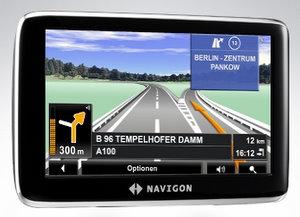 NAVIGON 4310 max Navigationssystem (Foto: Navigon)