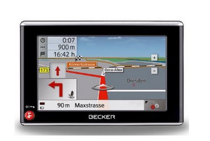 Becker Traffic Assist Z103 Navigationssystem