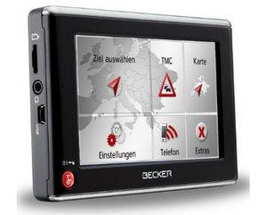 Becker Traffic Assist Z203 Navigationssystem
