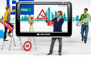 NAVIGON 6350 Live Navigationssystem (Foto: Navigon)