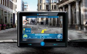 Blaupunkt Travelpilot 500 Navigationssystem (Foto: Blaupunkt)