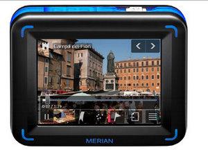 Tourist-Info: Merian Scout C Navigationssystem
