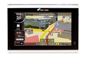 Navgear StreetMate GT-43-3D Navigationssystem