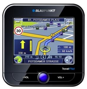 blaupunkt travelpilot 100 navigationssystem (Foto: Blaupunkt)