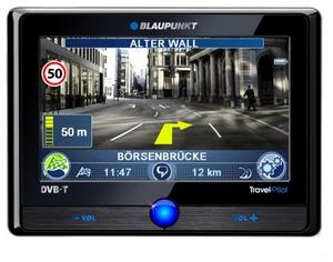 blaupunkt travelpilot 700 navigationssystem (Foto: Blaupunkt)