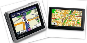 garmin nüvi 1240 1490 T Navigationssystem (Fotos: Garmin)