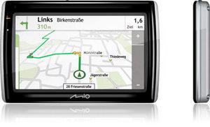 mio moov spirit 500 navigationssystem (Foto: Mio)