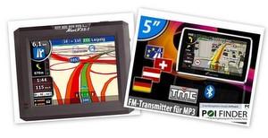 navgear v 35 gt50 t navigationssystem (Abbildung: Navgear/Pearl)