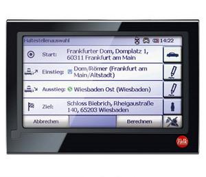 FAlk_F10_3rd_Editon Navigationssystem (Foto: Falk)