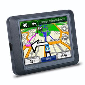 Garmin Nüvi 255T Navigationssystem (Foto: Garmin)