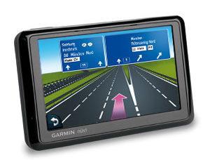 Garmin nüvi 1390T Navigationssystem (Foto: Garmin)
