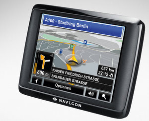 NAVIGON Primo Navigationssystem (Foto: Navigon)
