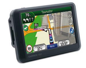 garmin nüvi® 765TFM navigationssystem (Foto: Garmin)