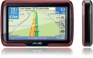 mio moov m 405 navigationssystem (Foto: Mio)