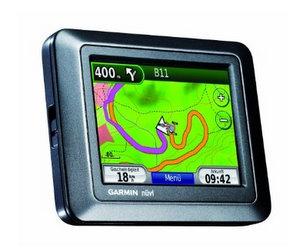 Garmin nüvi 550 Navigationssystem