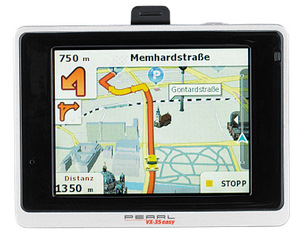 PEARL_GPS-Navigationssystem_VX-35_Easy (Foto: Pearl)